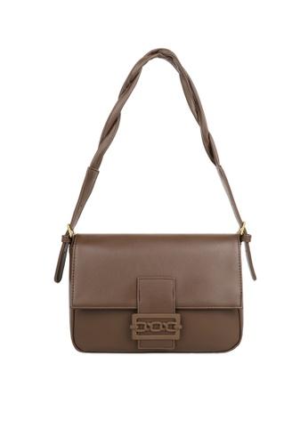 Twenty Eight Shoes Stylish Faux Leather Shoulder Bag DP0073 0C7A8ACE5C0E0DGS_1