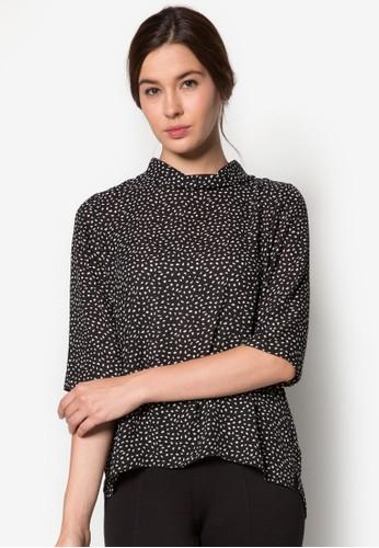 點zalora時尚購物網評價點五分袖上衣, 服飾, 服飾