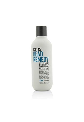KMS California KMS CALIFORNIA - 保健調理 深層淨化洗髮精(深層清潔頭髮和頭皮) Head Remedy Deep Cleanse Shampoo 300ml/10.1oz B3263BE494B24FGS_1