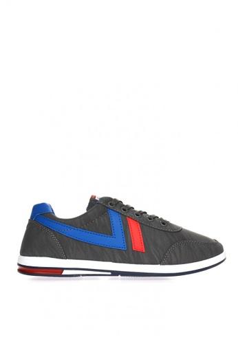 New York Sneakers grey Bennie 9902 Men's Rubber Shoes 0997ESH5339A68GS_1