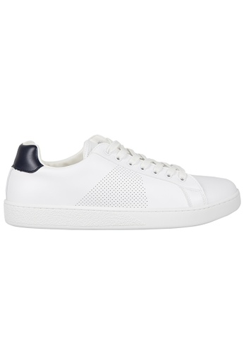 Tomaz white Tomaz TR1005 Mens Sneakers (White) 95C1DSH489BC66GS_1