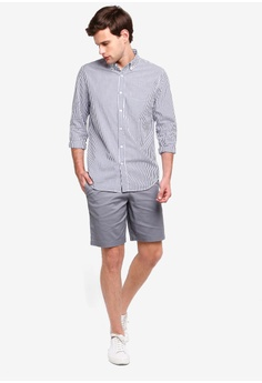 63de9ee6d1 Buy Printed Shirts For Men Online | ZALORA Malaysia & Brunei