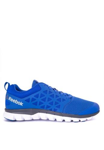 Reebok blue Sublite XT Cushion 2.0 MT Running Shoes RE600SH0JVC6PH_1