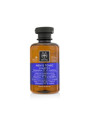APIVITA APIVITA - 男士滋潤洗髮精(稀疏髮質) Men's Tonic Shampoo with Hippophae TC & Rosemary 250ml/8.45oz 7622FBEA9FC82AGS_1