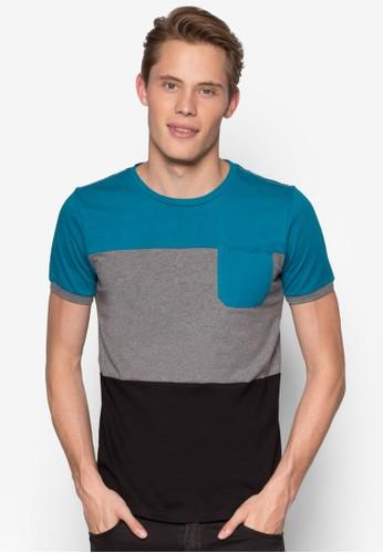 基本款撞色TEE、 服飾、 素色T恤Marc&Giselle基本款撞色TEE最新折價