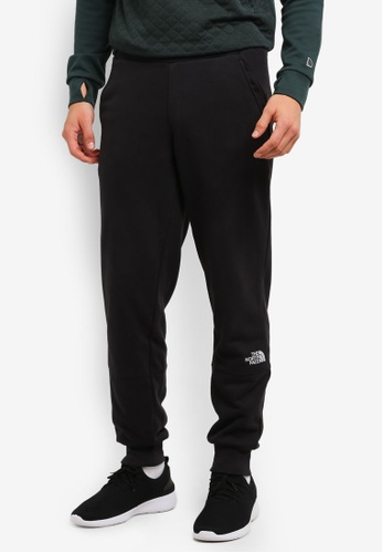 The North Face black TNF M GET BETTER SWEAT PANT - AP TNF BLACK TH879AA0FM9ZSG_1