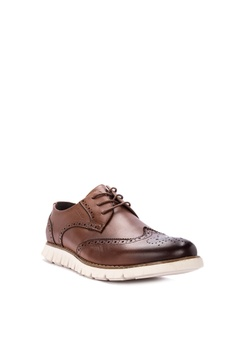 42a6a60f040 10% OFF Alberto Formal Wingtip Oxford Shoes Php 3,999.00 NOW Php 3,599.10  Sizes 40 41 42 44