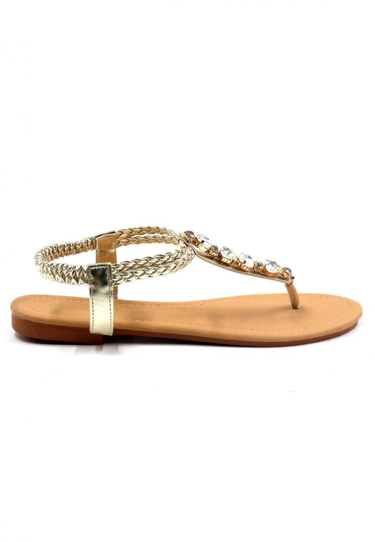 Bonnie Flat Sandals