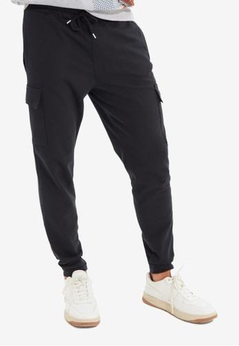 Trendyol black Black Jogger Pants 60D22AABDF0226GS_1