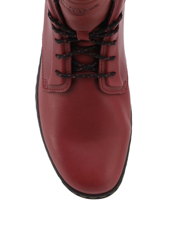 22bc4bb61 Buy Dr. Martens Core Ath Leisure Newton Nw 8 Eye Boots Online on ZALORA  Singapore