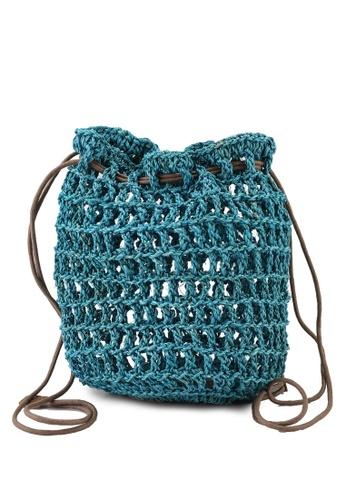 niko and ... blue Bucket Bag 20837AC619E4B7GS_1