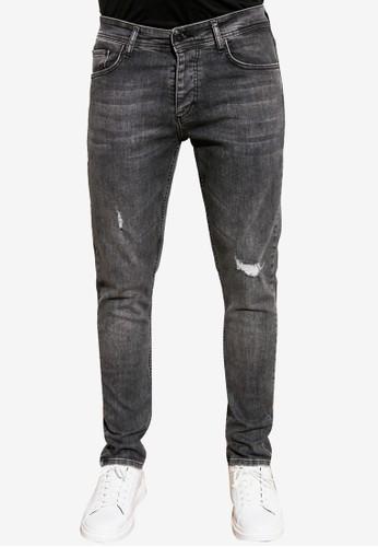 Trendyol black Skinny Fit Jeans 4B17AAACFBE78EGS_1