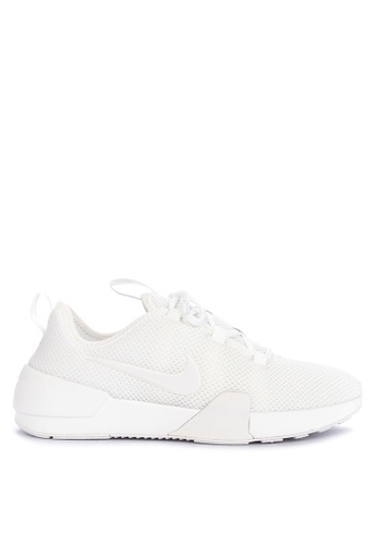 Nike grey and white Women's Nike Ashin Modern Shoes 1EFD5SH9B713B9GS_1