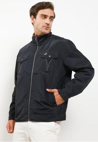 Crocodile black and orange Crocodile REVO Carrot - Jaket Reversible Pria Men - Relax Fit A59BEAA16F8F69GS_1