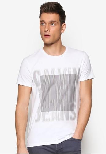 品牌設計短袖esprit tote bagTEE, 服飾, 服飾