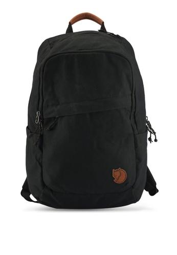 Fjallraven Kanken black Raven 20L Backpack FJ382AC0SX9MMY_1