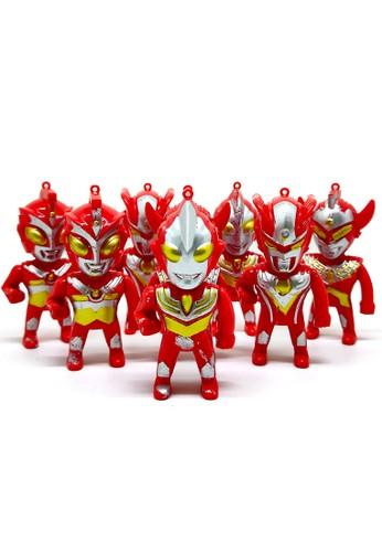 Ocean Toy multi Mainan Anak Ultraman Isi 8 Pcs 331 98EB3THA113B29GS_1