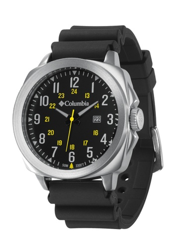 Columbia black Cornerstone COCA018-001 Watch CO139AC72IDJSG_1