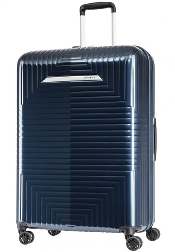 Samsonite navy Samsonite D200 Spinner 75/28 Exp A47D1AC1C2D7DAGS_1