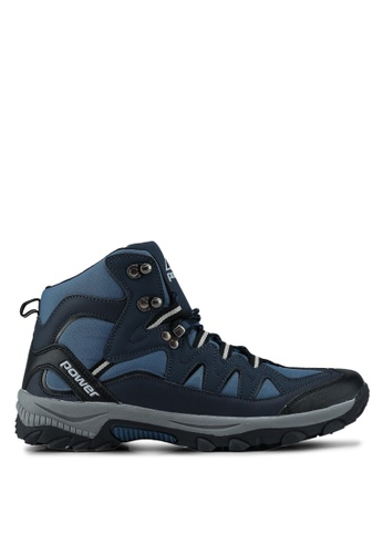 Power blue High Top Outdoor Shoes 43F76SH4127D65GS_1