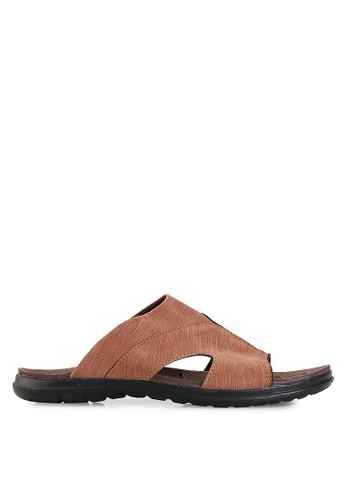 Dr. Kevin brown Sandals & Flip Flops Sandals 17209 Leather DR982SH98UEZID_1
