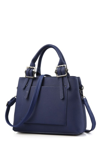 TCWK blue TCWK Korea Style Blue Ladies Handbag TC258AC0SAO2MY_1