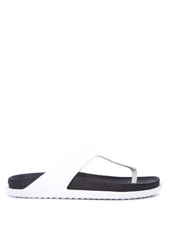 Native white Turner  Sandals CFC11SHB7C9BB8GS_1