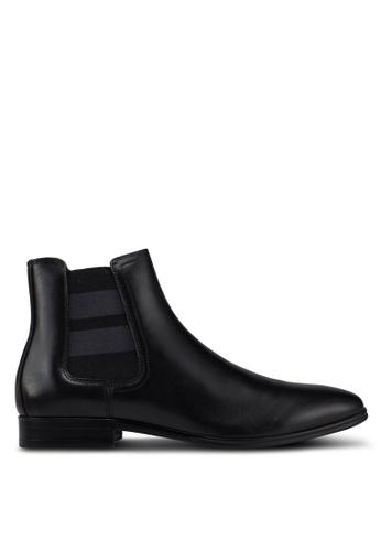 ALDO black Affery Chelsea Boots C6DFDSH412B73AGS_1