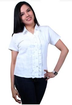 Athena Fashionable Ladies Work Shirts/Formal Shirt