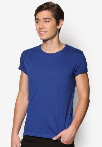 彩色短袖esprit outlet台北TEE, 服飾, T恤