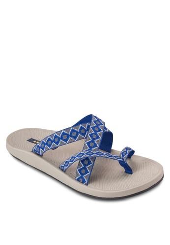 Gayana 民族風多帶拖鞋esprit 請人涼鞋, 鞋, 運動