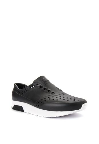 Native black Lennox Sneakers A4B0FSH1D869EEGS_1