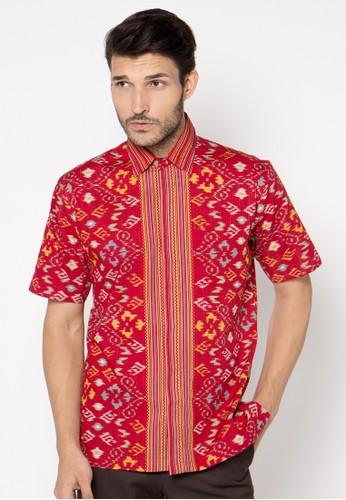 ASANA Batik Tenun Prima Cotton Regular Fit
