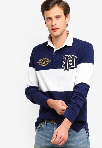 cdc1d28b92 Long Sleeve Polo Shirt