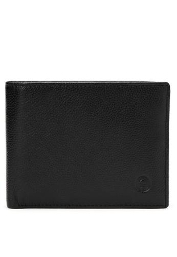 Mc Jim black Billfold Wallet w/ Detached Card Holder MC845AC24CITPH_1