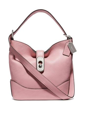 Coach pink Amber Duffle Bag (cv) CB9BEACB3F17E3GS_1