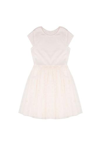 FOX Kids & Baby pink Casual Dress B4E76KAFC09A43GS_1