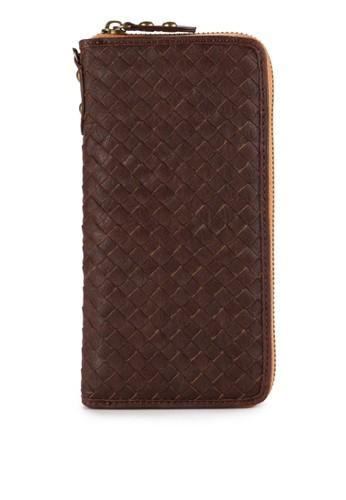 Anello brown Intorechato Long Wallet D19E4AC6A690D2GS_1