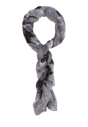 花卉esprit 京站印花圍巾, 飾品配件, 披肩