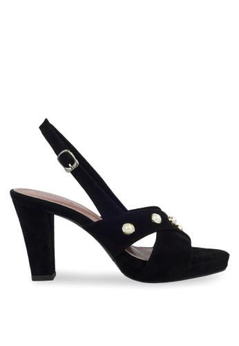 CLAYMORE black CLAYMORE Heels HA - 014 Black 5095ESH49F776EGS_1