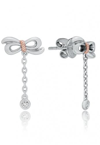 JEOEL silver JEOEL Loveknot Earrings 9AB1FACADF6083GS_1