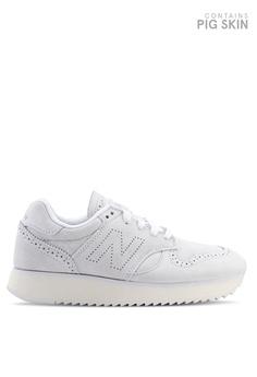 9b07c572700fb New Balance white 520 Platform Lifestyle Shoes A4F8ESH4979023GS 1