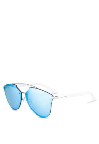 Privé Revaux blue Limited Edition The Benz Sunglasses PR660GL0S1NLMY_1