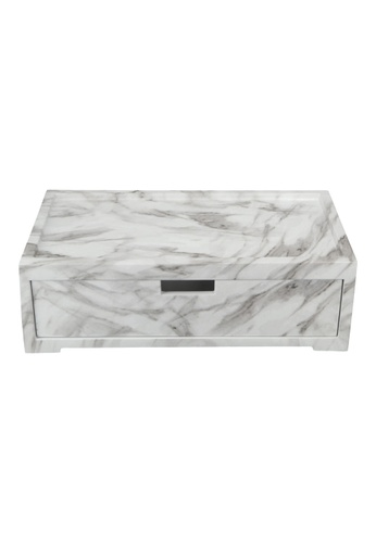 JVD JVD Lifestyle Carrara amenity box with 3 compartments 1398EHLB9A4143GS_1