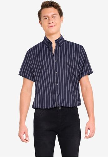 Abercrombie & Fitch navy No Sweat Shirt 9B2CAAA61A6FFEGS_1