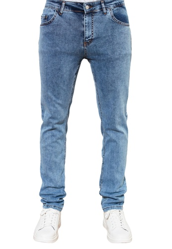 Trendyol blue Skinny Fit Jeans 12F20AA5BDBB37GS_1
