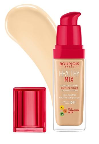 BOURJOIS beige Bourjois Healthy Mix Anti-Fatigue Foundation #53 Light Beige BO885BE29NDESG_1