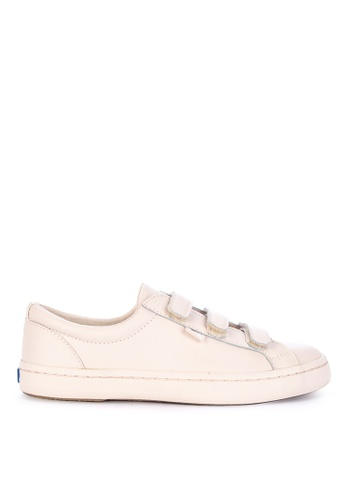 2466dfe182cbb Shop Keds Tiebreak Leather Online on ZALORA Philippines