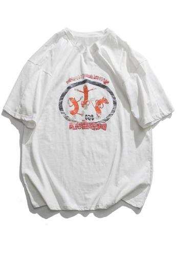 Twenty Eight Shoes Trend Printed T-Shirts HH0104 E0C2EAA57DC35AGS_1