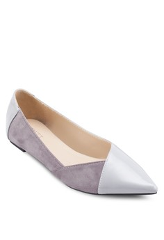 Ica Point Toe Flats